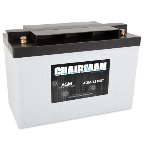 Chairman Battery AGM-12105