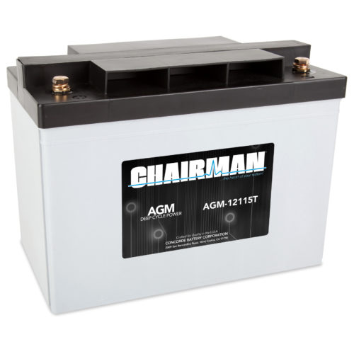 Chairman Battery AGM-12115T