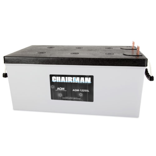 Chairman Battery AGM-12255L