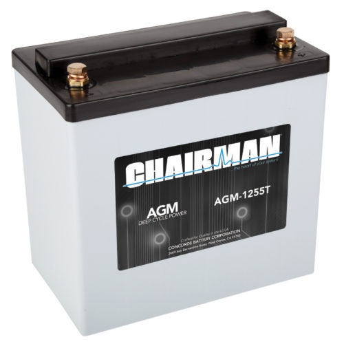 Chairman Battery AGM-1255T