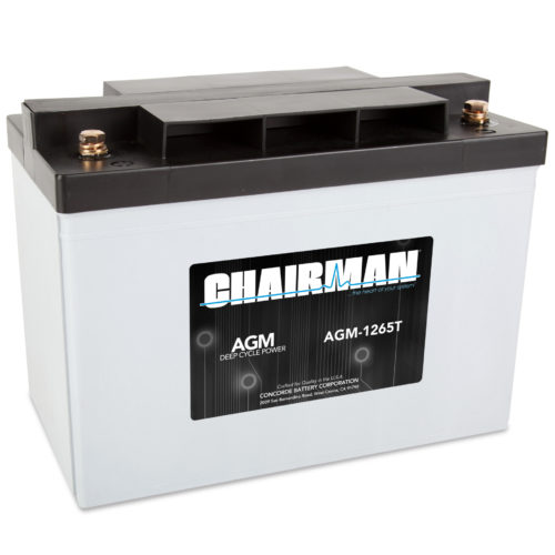 Chairman Battery AGM-1265T