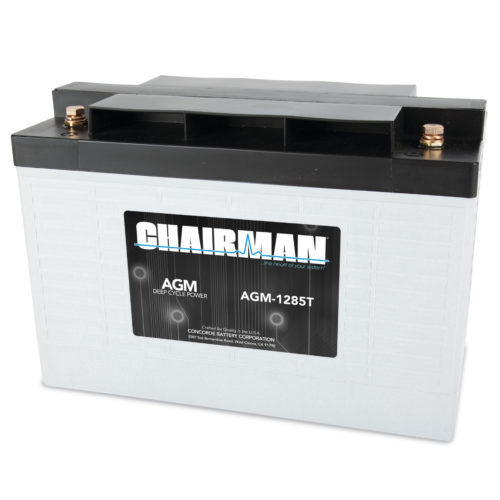 Chairman Battery AGM-1285T