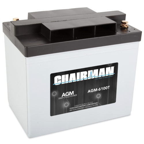 Chairman Battery AGM-6100T