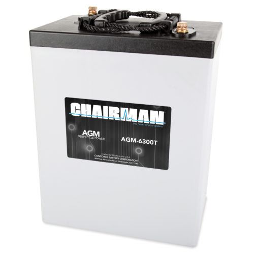 Chairman Battery AGM-6300T