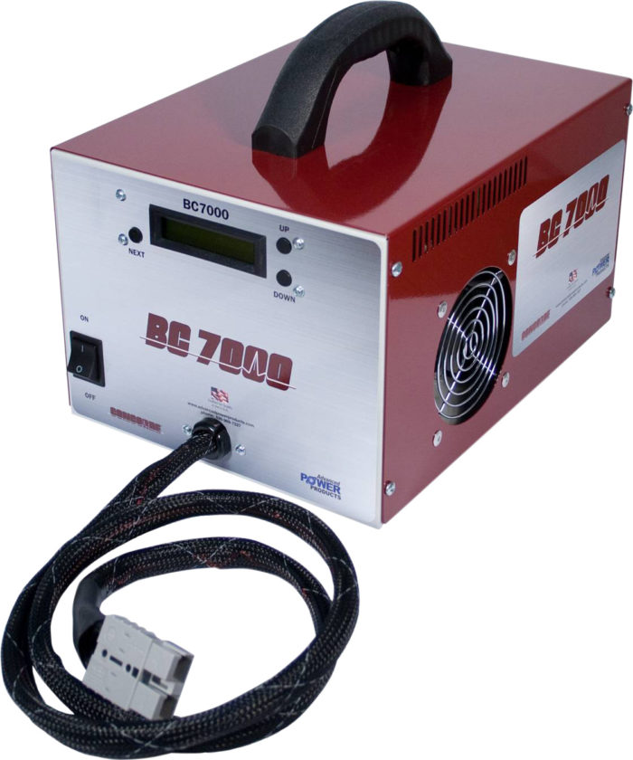 BC7000 battery charger