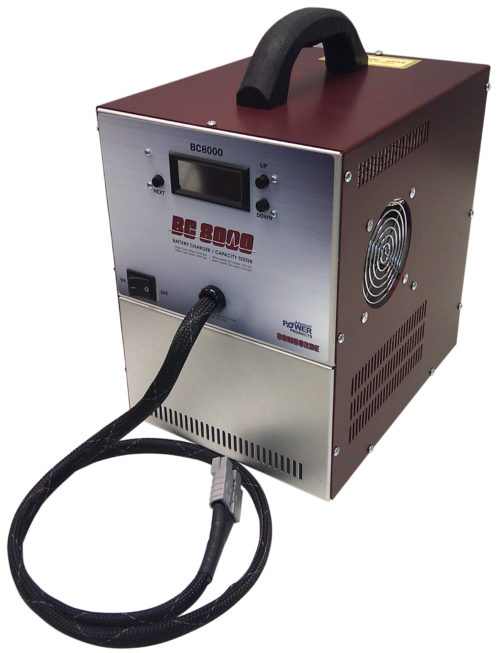 BC8000 battery charger