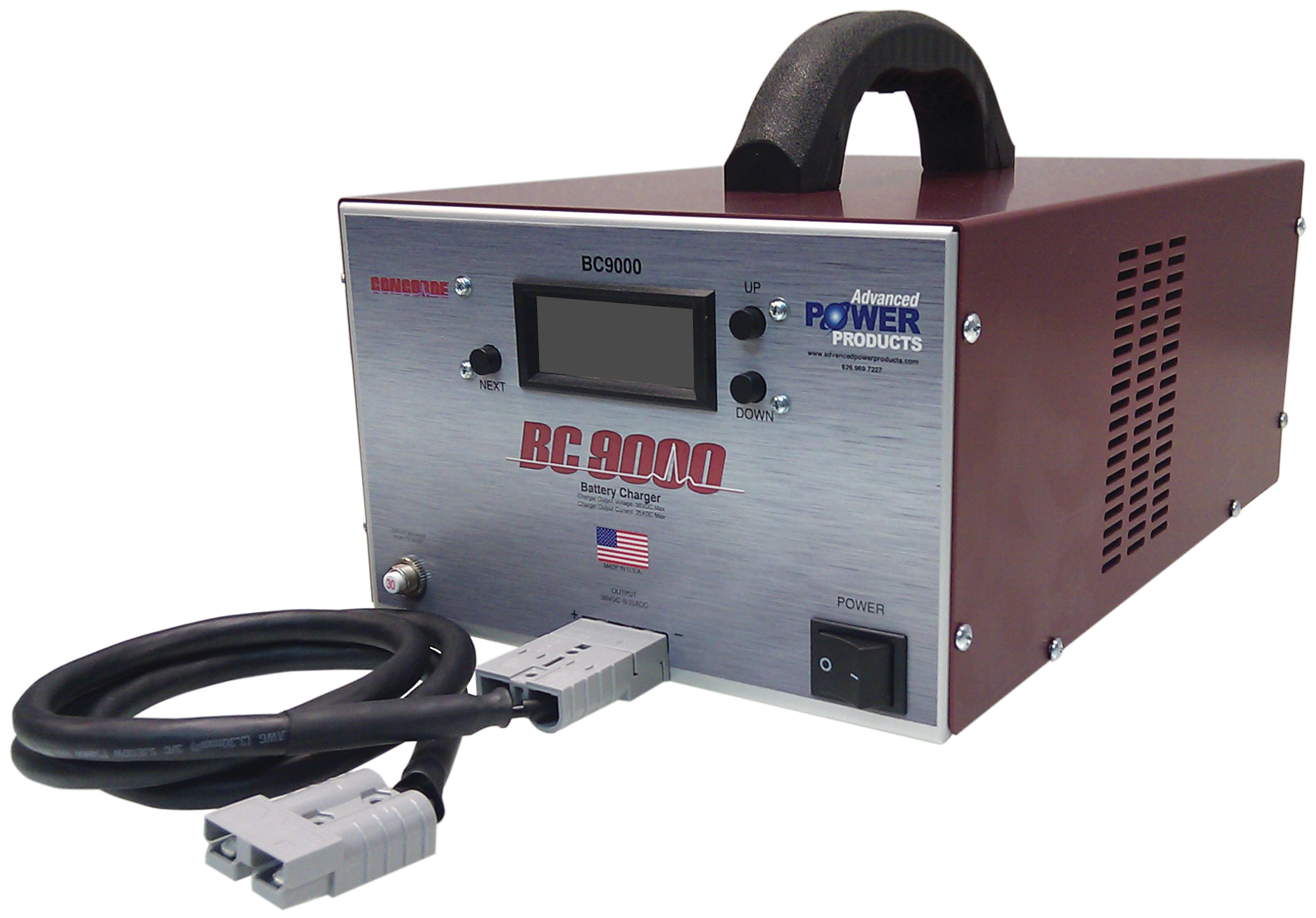 BC9000 battery charger
